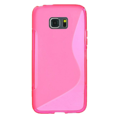 Samsung Galaxy Note 5 TPU S - Shape Case - Pink