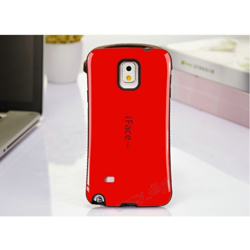 Samsung Galaxy Note 5 iFace Anti-Shock Protection Case - Red