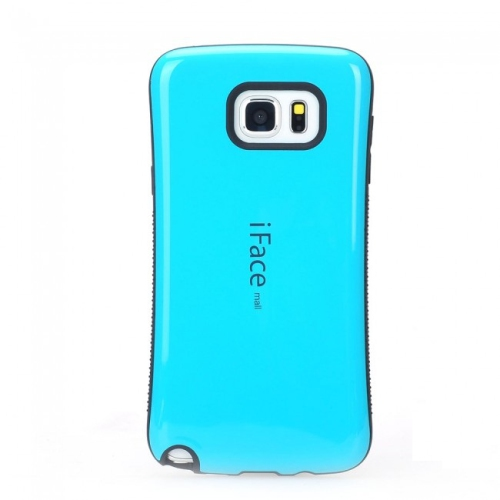 Samsung Galaxy Note 5 iFace Anti-Shock Protection Case - Teal