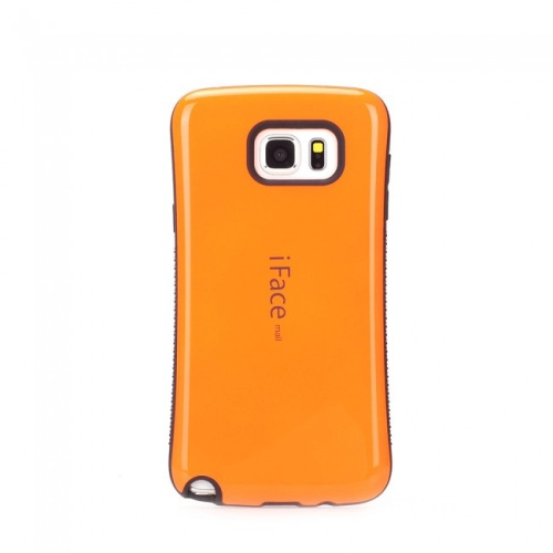 Samsung Galaxy Note 5 iFace Anti-Shock Protection Case - Orange