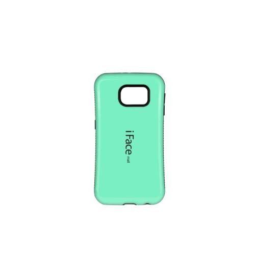 Samsung Galaxy S7 iFace Anti-Shock Protection Case - Mint Green