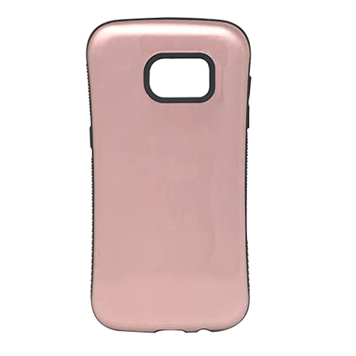 Samsung Galaxy S7 iFace Anti-Shock Protection Case - Rose Gold
