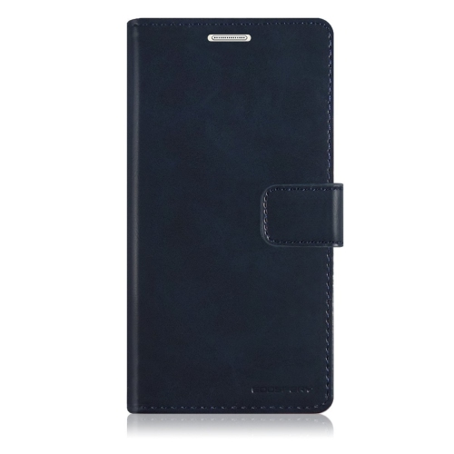 Samsung Galaxy S7 Edge Deluxe Wallet Style Case - Navy Blue