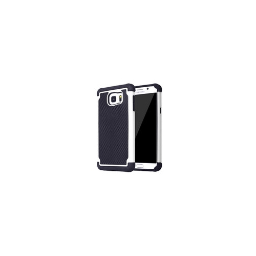Samsung Galaxy Note 5 Hybrid Rubber Hard Cover - White