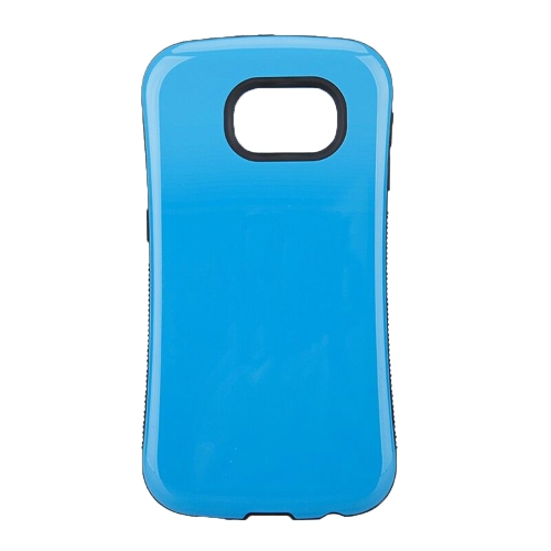 Samsung Galaxy S7 Edge iFace Anti-Shock Protection Case - Blue