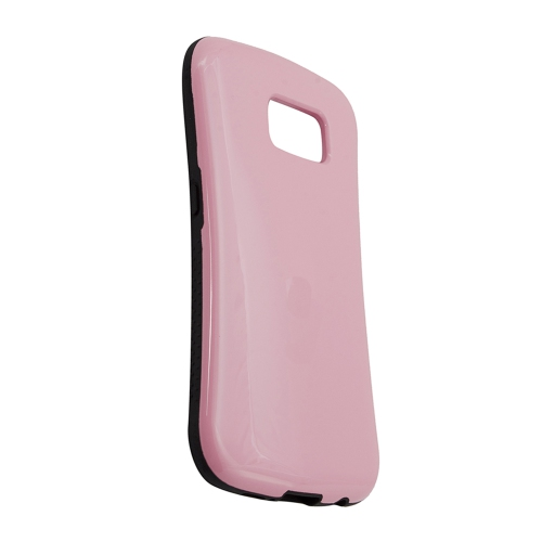 Samsung Galaxy S7 Edge iFace Anti-Shock Protection Case - Pink