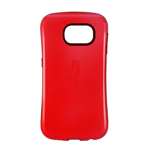 Samsung Galaxy S7 Edge iFace Anti-Shock Protection Case - Red