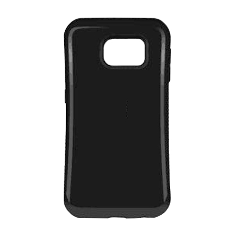 Samsung Galaxy S7 Edge iFace Anti-Shock Protection Case - Black