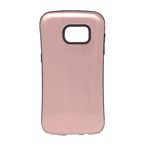 Samsung Galaxy S7 Edge iFace Anti-Shock Protection Case - Rose Gold