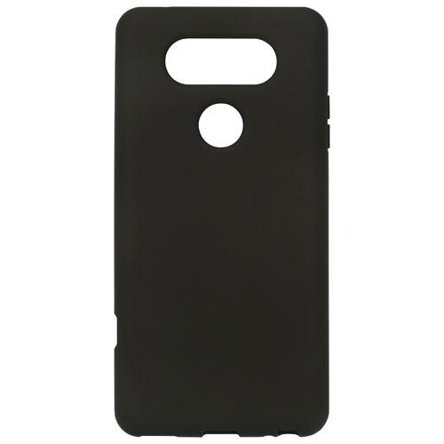 Blu Element Fitted Soft Shell Case for LG V20 - Black