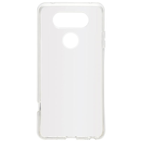 Blu Element Fitted Soft Shell Case for LG V20 - Clear