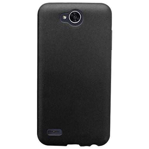 Étui souple ajusté de Blu Element pour X Power 2 de LG - Noir