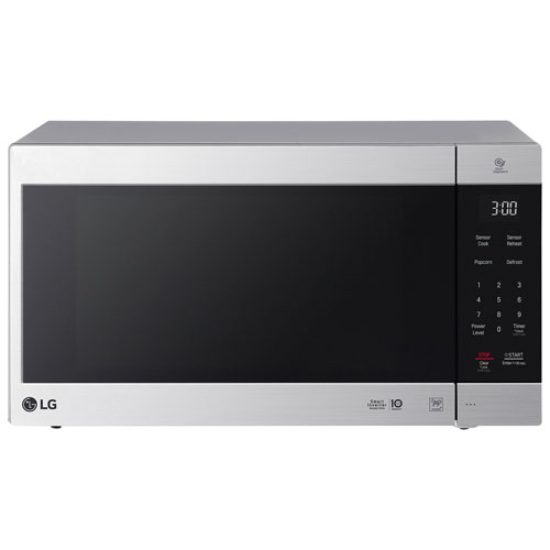 LG 2.0 Cu. Ft. NeoChef Microwave (LMC2075ST) - Stainless Steel