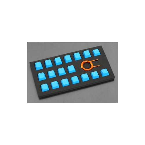 Tai-Hao Rubber Gaming Keycap Set - Blue
