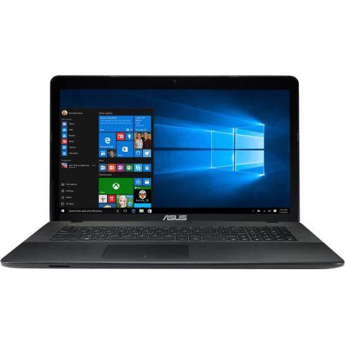 """Asus NB X751NA-DS21Q 17.3"""" Laptop Black(Intel Pentium / 1 TB HDD / 8 GB DDR3 / Windows 10)"""