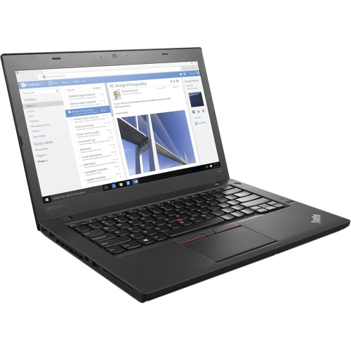 Lenovo ThinkPad T460 14in Laptop (Intel Core i5 6200U / 500GB / 4GB RAM / Windows 10 Pro 64-bit) - 20FN002SUS