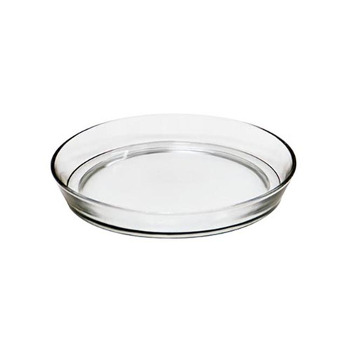 Achla Try 01 Small Glass Terrarium Tray Decorative Bowls Trays