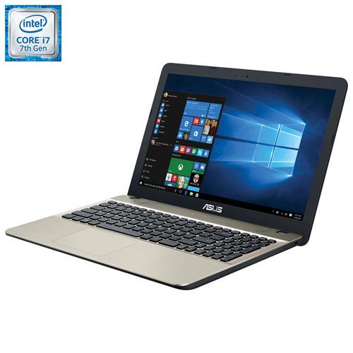 VivoBook X541UV 15,6 po d'ASUS - Chocolat noir (Core i7-7500U d'Intel/DD 1 To/RAM 8 Go/Windows 10)