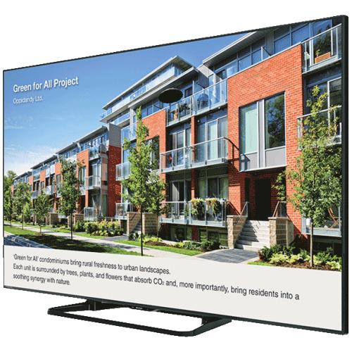"""Sharp 70"""" FHD 240 Hz 4 ms GTG LED Monitor - Black - (PNLE701)"""