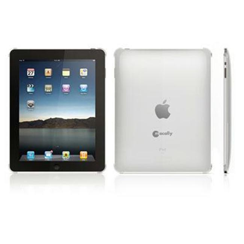 Macally METROCPAD Clear Snap-On Case For Ipad