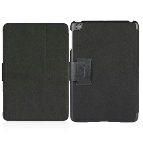 MacAlly BStandMiniB iPad mini Folio Case Black