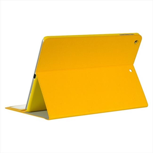 DreamWireless LPID5KSTDSLPYL Apple iPad Air K Style Pouch With Stand And Sleeper Function Sunset Yellow
