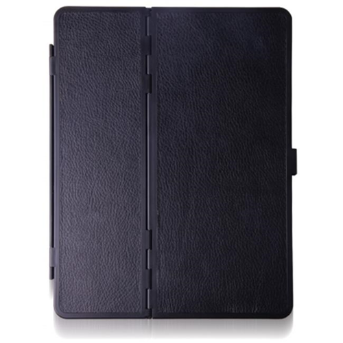 The Next Success KHE-HARDCASE-BLK-2 TotallyTablet Black Hard Protective Smart Case for iPad 2
