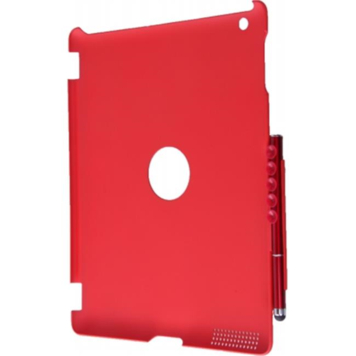 The Next Success KHE-SMARTPEN-RED-NEW TotallyTablet Red Smart Pen Cover for New Generation iPad -iPad 3