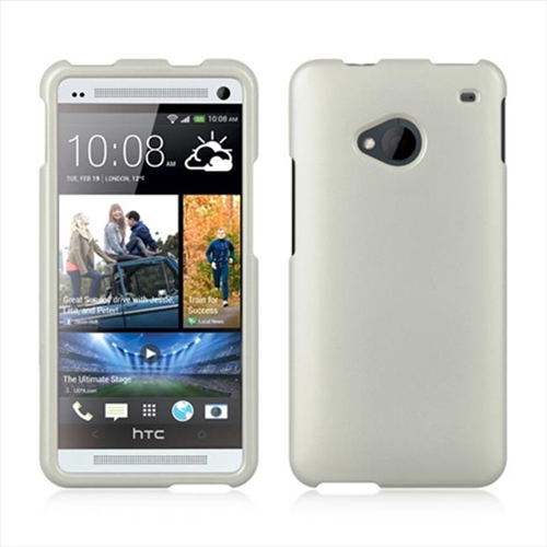 DreamWireless CAHTCM7WT Htc One M7 Crystal Case - White