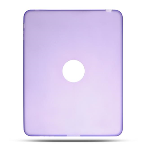 DreamWireless IPOD-CSIDPP-TN Apple iPad Crystal Tinted Skin Case - Purple