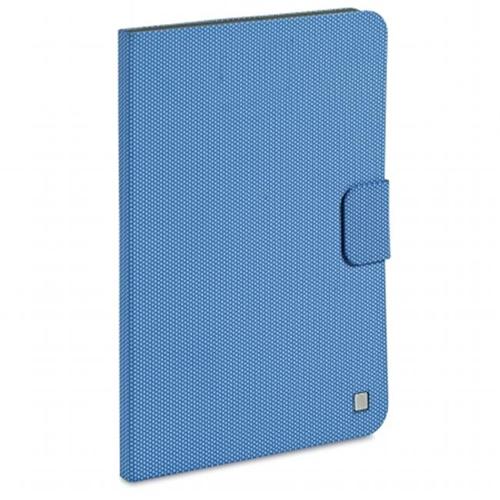 VERBATIM 98413 Folio Hex Case for iPad Air - Aqua Blue