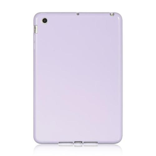 DreamWireless IPOD-CSIDMINIL-TN Apple iPad Mini Crystal Skin Case - Lavender Tinted