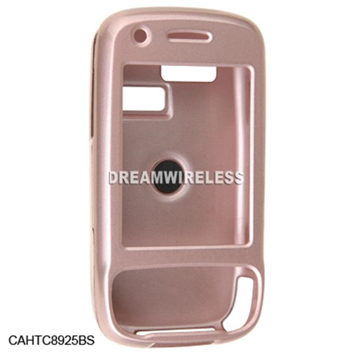 DreamWireless CAHTC8925BS Htc 8925 Crystal Case - Blush
