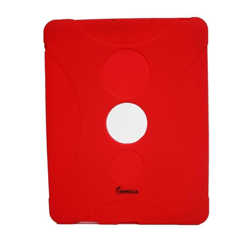 Impecca IPS130R Heavy Duty Rubber Skin For Ipad