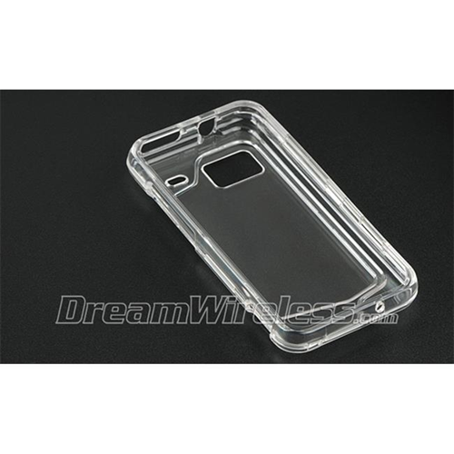 DreamWireless CAHTCINCCL Htc Incredible Crystal Case - Clear