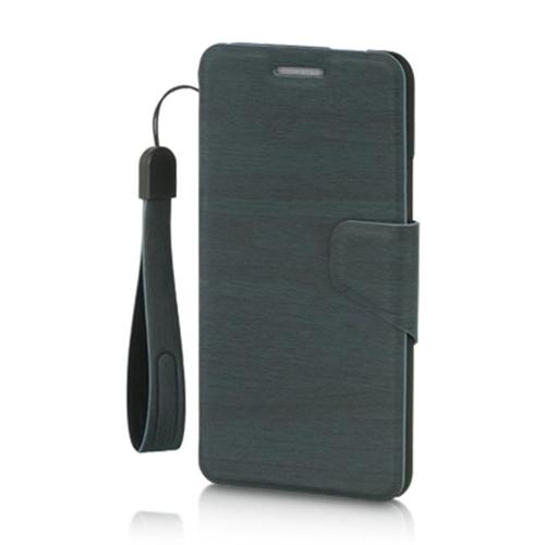 Dreamwireless Wallet Case for HTC One M7 - Blue