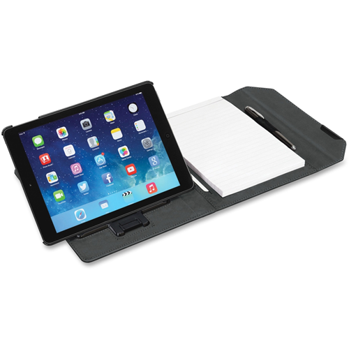Fellowes FEL8201101 MobilePro Series Deluxe Folio for iPad Air & iPad Air-2 Pro Multi Color