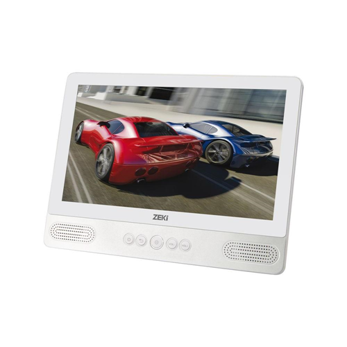 Zeki TBDV986W 9 TFT LCD Tablet with DVD 8 GB Memory & Android OS 5.1