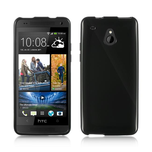 DreamWireless CSHTCM4BK HTC One Mini M4 Crystal Skin Case Black