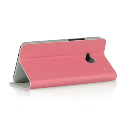 DreamWireless LPHTCM7STDPKDOL Htc One M7 Stand Dolce Pouch Pink