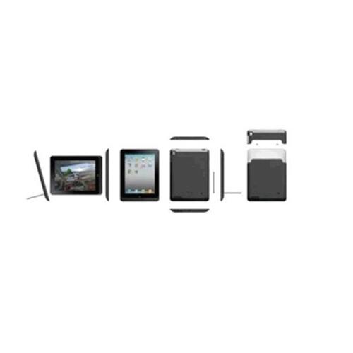 Impecca USA PBCi9000 iPad Charging Case