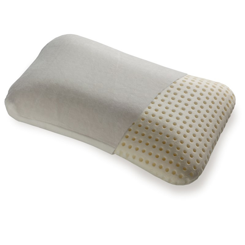 Fashion Bed Group QG0205 Sleep Calm Memory Travel Pillow - Brisa Travel