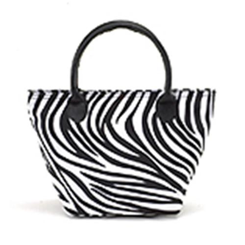 Joann Marie Designs NMTZEP Mini Tote - Zebra Pack of 2   Tote Bags ... fdb85fa19dc89