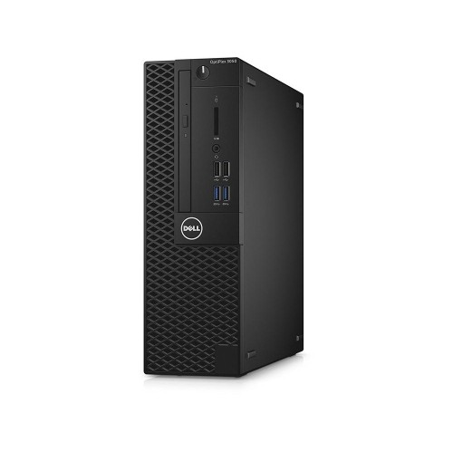 Dell OptiPlex 3050 SFF Desktop (Intel Core i5-7500 / 500GB HDD / 8GB RAM / Intel HD Graphics 630 / Windows 10) - (6Y9TM)