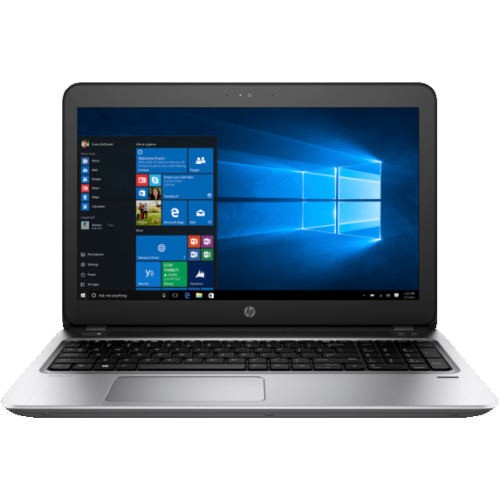 HP Probook 455 G4 15.6in Laptop (AMD A9-9410 APU / 500GB / 4GB RAM / Windows 10 Pro 64-bit) - Z1Z77UT#ABA