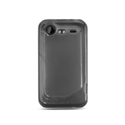 Dreamwireless Skin Case for HTC Droid Incredible 2 - Gray