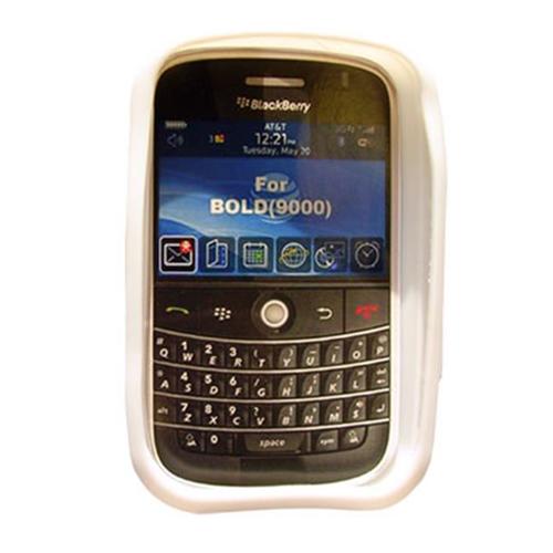 DreamWireless SCBB9000WT-PR Blackberry Bold 9000 Premium Skin Case - White