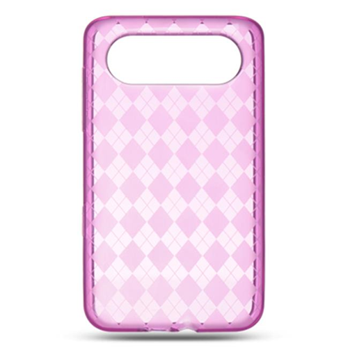 Dreamwireless Skin Case for HTC Hd7 - Hot Pink
