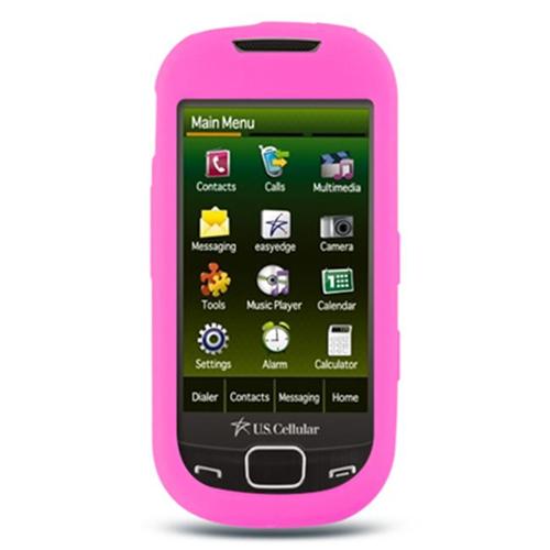 DreamWireless SCSAMR850HP-PR Samsung Caliber & R850 Premium Skin Case Hot Pink