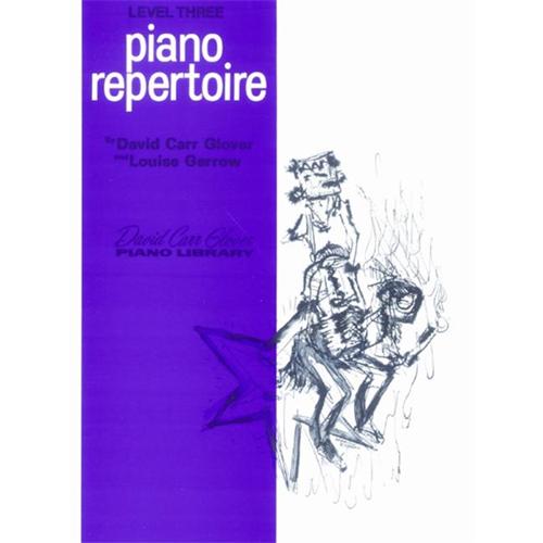 Alfred 00-FDL00326 Piano Repertoire- Level 3 - Music Book